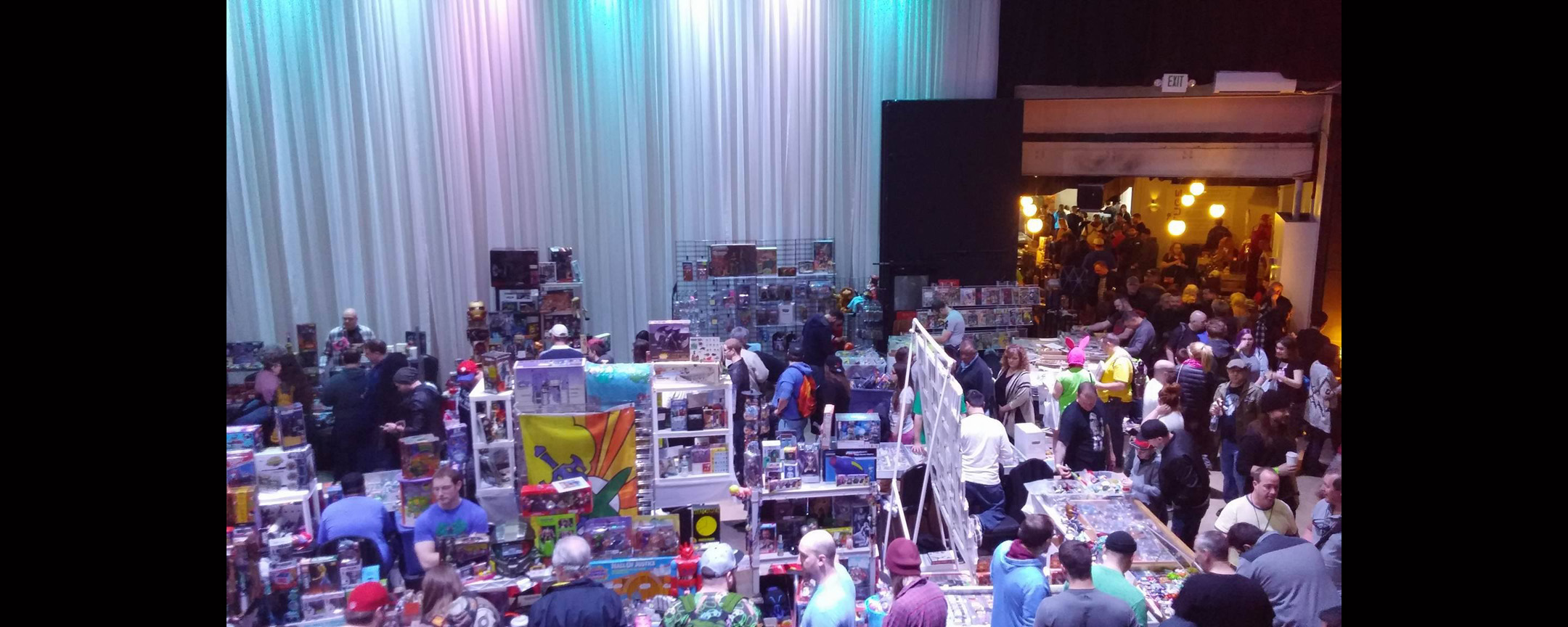 The Largest Comic And Toy Expo In Bucks County!